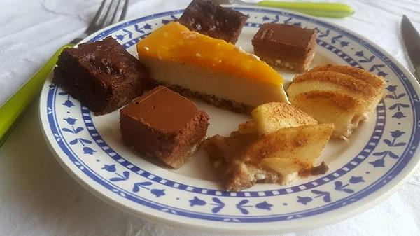 Les brunchs vegan de Laure et Cassie made in Provence. Desserts