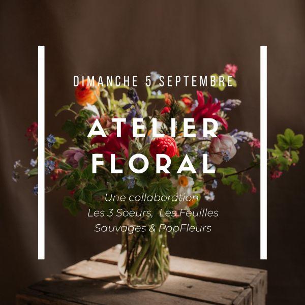 atelier floral