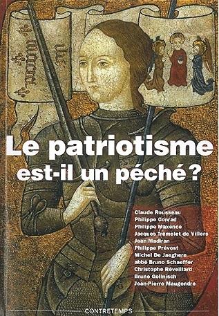 Ouvrage : Le patriotisme est-il un péché ? – de Renaissance Catholique
