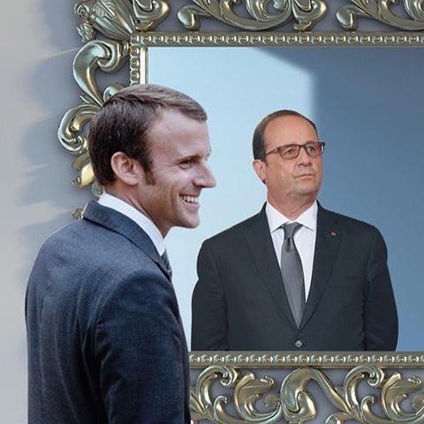 François Hollande entame son deuxième quinquennat