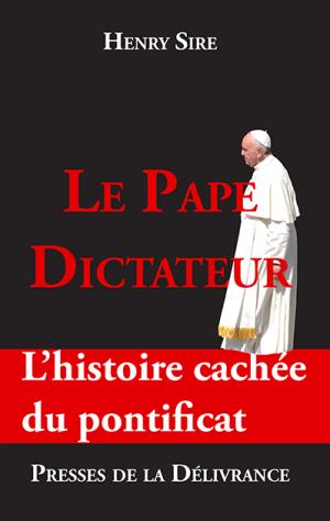 Le Pape Dictateur - Auteur Henry Sire. Couv-dictator-pope-4vdiff
