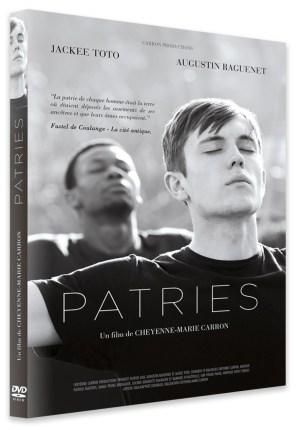 DVD : PATRIES de Cheyenne Marie Carron