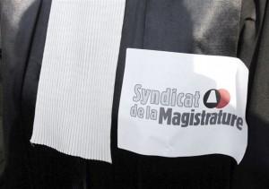 syndicat de la magistratur