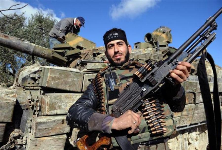 syrie jihad