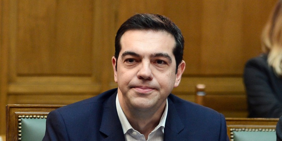 GREECE-POLITICS-GOVERNMENT