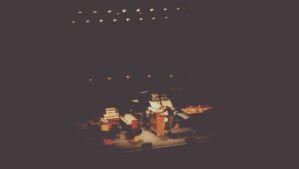 concert Nils Frahm à Paloma