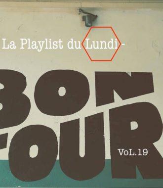 Couverture artcicle musique: « Sur les platines du sac Vol.19 est une playlist de musique 2021. Avec Dombrance, Otzeki, Spinabifida, Andy shauf, Spécial Friend etc