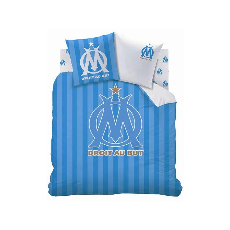 Housse De Couette Olympique De Marseille Football 240x220