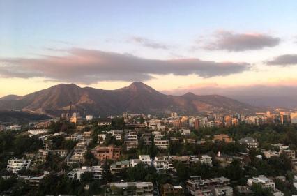 sac des voyages de julia chili vue montagne