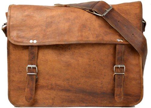 Gusti Style Porté Épaule Bandoulière Sac Cartable Vintage uJFK5Tlc31