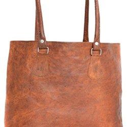 Cabas-Gusti-Sac--main-Sac-pour-le-shopping-Sac-port-main-ou-paule-Sac-en-Cuir-vritable-Cabas-March-Temps-Libre-Loisirs-Sac-Ville-Vintage-Taille-Moyenne-Femme-Marron-H2-0