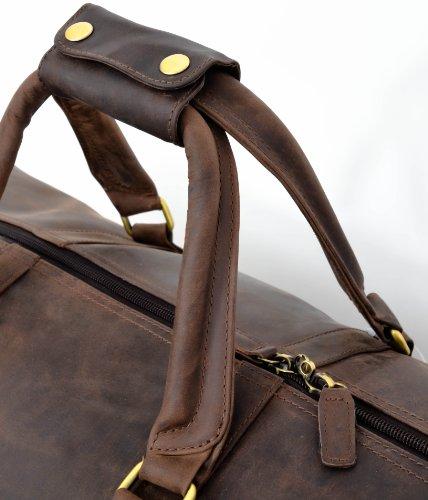 gusti cuir studio ruben sac de voyage bagage cabine sac. Black Bedroom Furniture Sets. Home Design Ideas