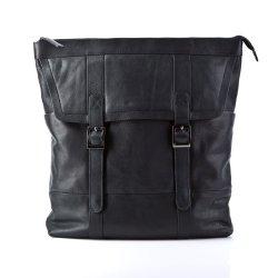FEYNSINN-sac--dos-TERRY-XL-sac--bandoulire-backpack-noir-en-cuir-vritable-0