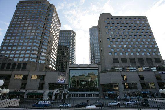 Les Banques Nationale Et Royale Quitteront Le Complexe