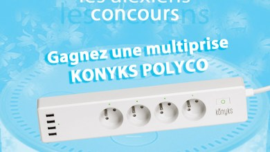 Photo of [CONCOURS] Gagnez une multiprise Konyks Polyco