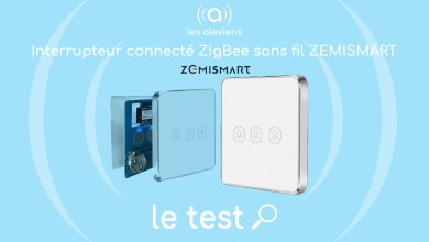 Photo of [TEST] Zemismart Switch ZigBee sans neutre : un interrupteur qui fait fi des fils
