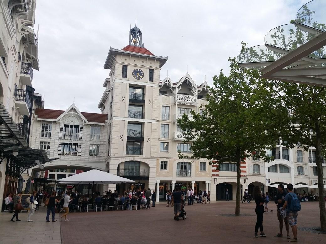 Nouveau centre ville d'Arcachon