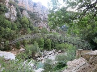 Les Cavaliers – Sentier de l'Imbut – Baou Beni – Sentier Vidal