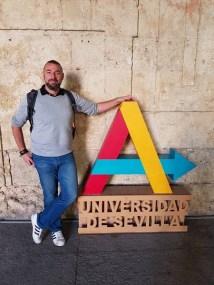 Université de Séville - Ancienne fabrique de tabac