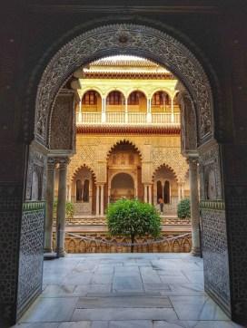 Palais Real Alcazar - Seville