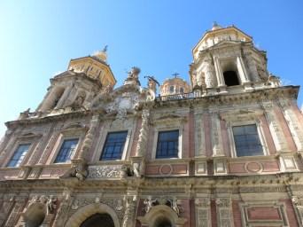 église San Luis - quartier Macarena - Seville