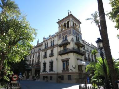 hôtel Alfonso XIII - Seville