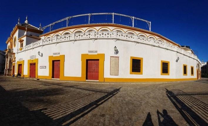 arenes maestranza seville