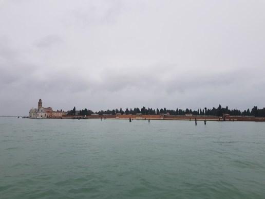 San Michele, l'île cimetière de Venise