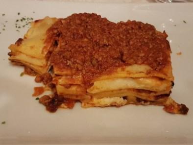 Lasagnes à Venise