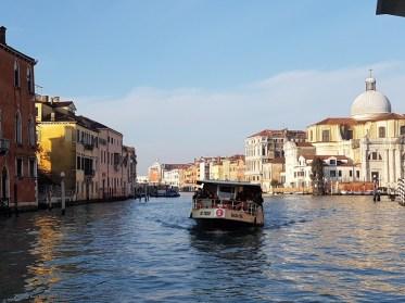 Balade sur le Grand Canal - Venise