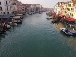 Le Grand Canal - Venise