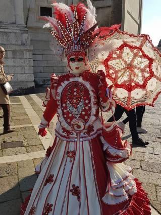 carnaval en couleurs venise