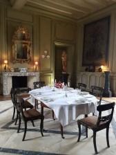 Salle à manger - Château du Plessis-Bourré