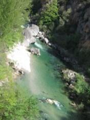 Belvédère du Pas de Soucy dans les Gorges du Tarn