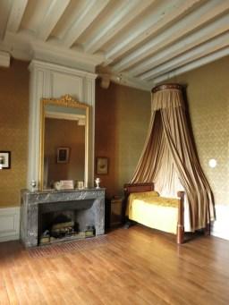 Chambre de Madame - Château du Plessis-Bourré