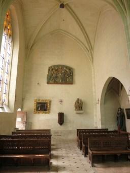 Chapelle Sainte-Anne - Château du Plessis-Bourré