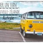 Louer un van en Nouvelle-Zelande et Australie - Les Amoureux du Monde