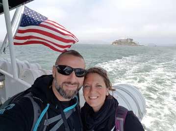 la prison d'Alcatraz - San Francisco - Les Amoureux du Monde
