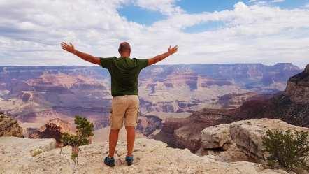 Grand Canyon liberté