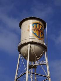 château d'eau de Warner Bros
