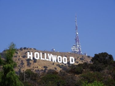 le signe Hollywood