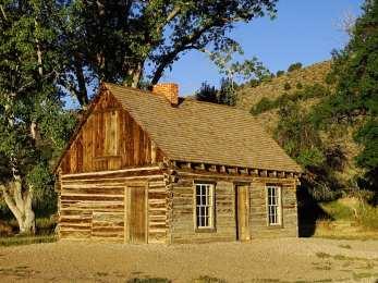 maison de Butch Cassidy