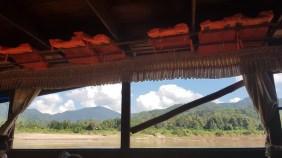 Laos - croisière en slowboat sur le Mékong
