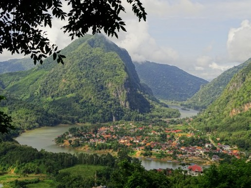 Viewpoint de Nong Khiaw - Laos