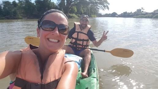 canoe aux 4000 îles