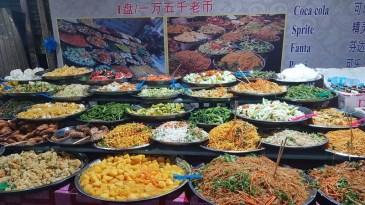 street food au Laos