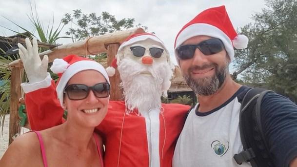 Passer Noel à Koh Rong Samloem - Cambodge