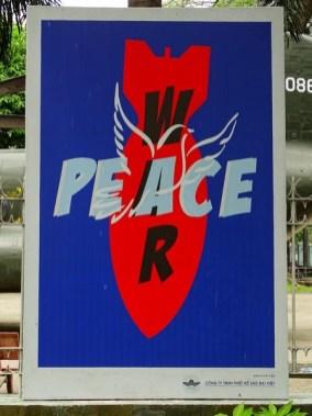 musée des vestiges de la guerre - Saigon