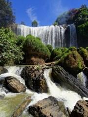 Elephant waterfall - Dalat - Vietnam