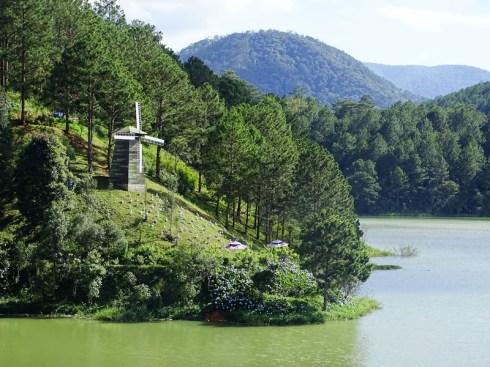 Paysage alentours de Dalat - Vietnam